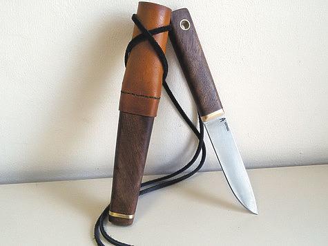 Выбор ножа: эффектные с виду и бесполезные в охотничьем обиходе