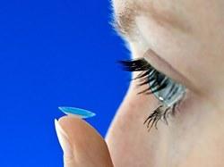 Разработаны контактные линзы…