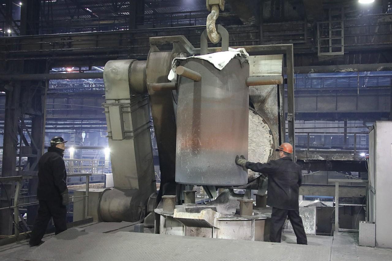 Плавильный комплекс запущен на Кушвинском заводе прокатных валков в Свердловской области