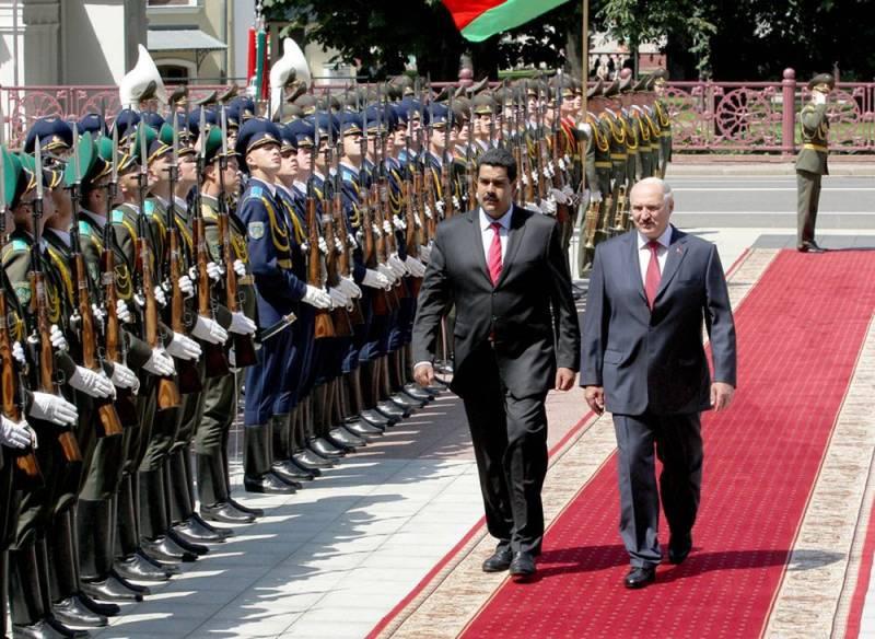 Лукашенко рассказал, как Бел…