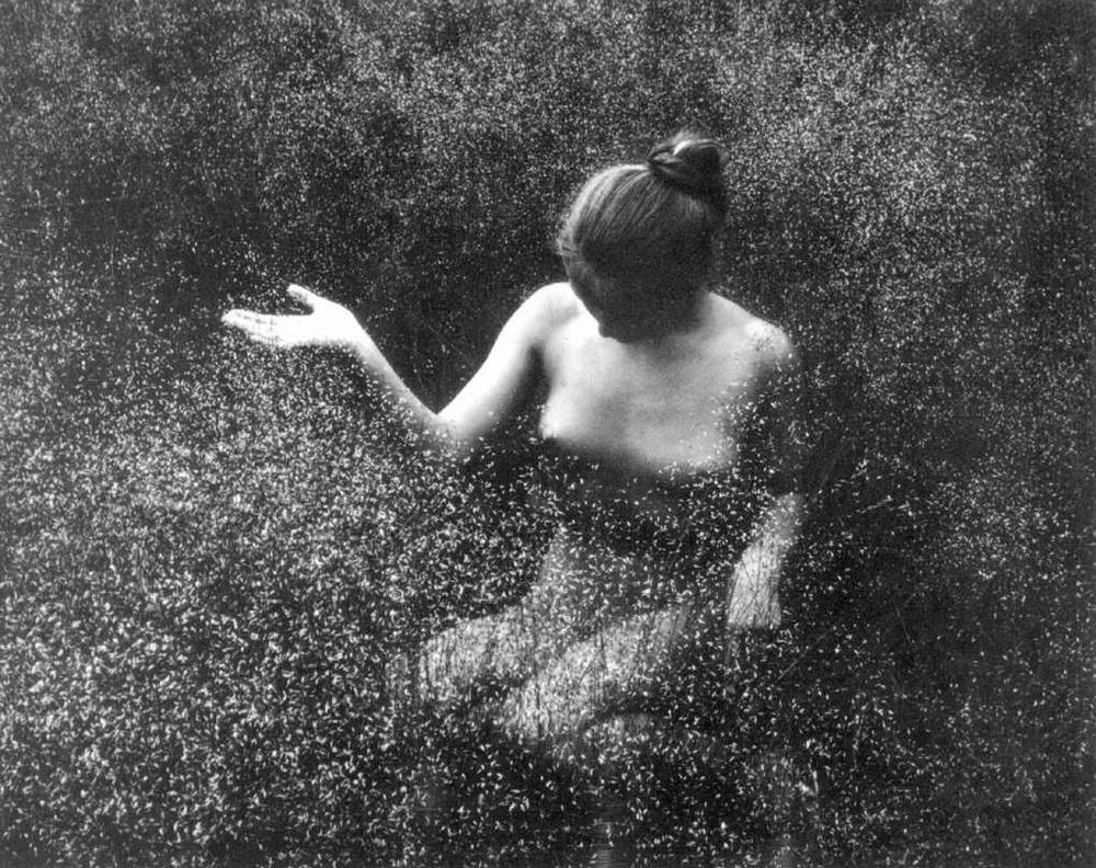«Цветы среди цветов» Римантаса Дихавичюса – первые фотографии ню в СССР 7