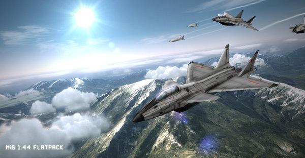 Русская «невидимка» нового поколения: американцы назвали МиГ-1.46 угрозой для F-22
