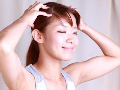 Китайская гимнастика для головы