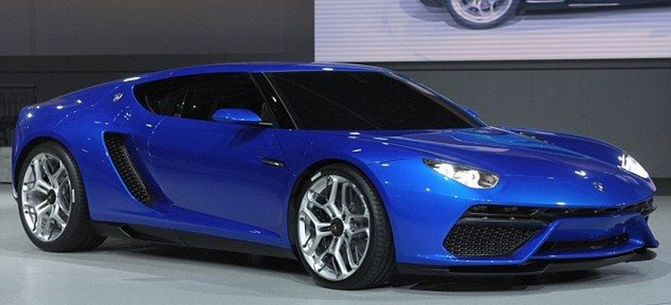Lamborghini выпустили новый суперкар