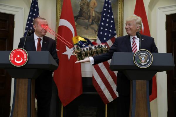 Курды – предмет спора между США и Турцией