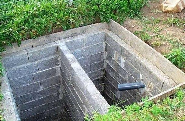 Канализация на даче: септик или выгребная яма?
