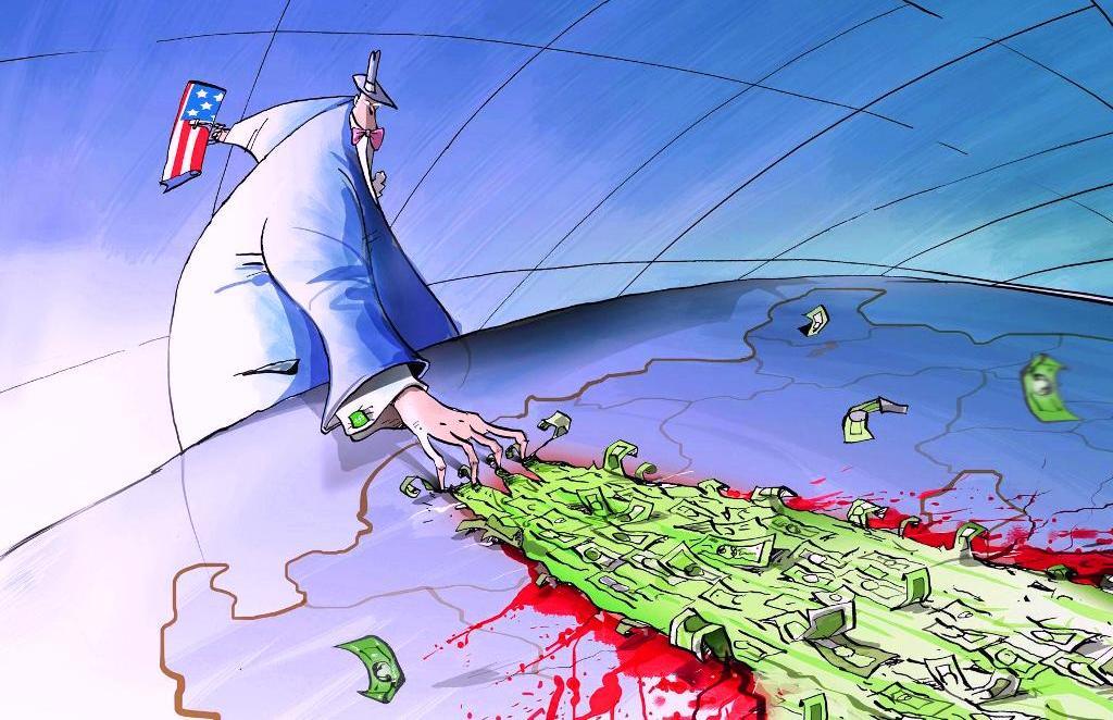 Русскому народу объявлена экономическая и геополитическая война