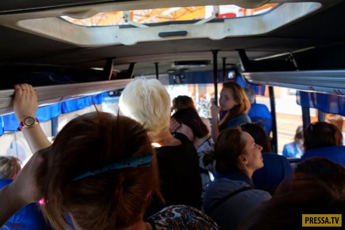 """""""Яжмать"""" в рейсовом автобусе"""