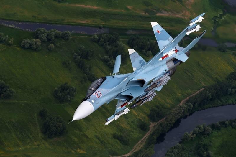 Минобороны готово заключить новый контракт на поставку Су-30СМ