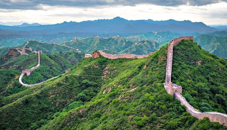 Манящие и красивые места Китая