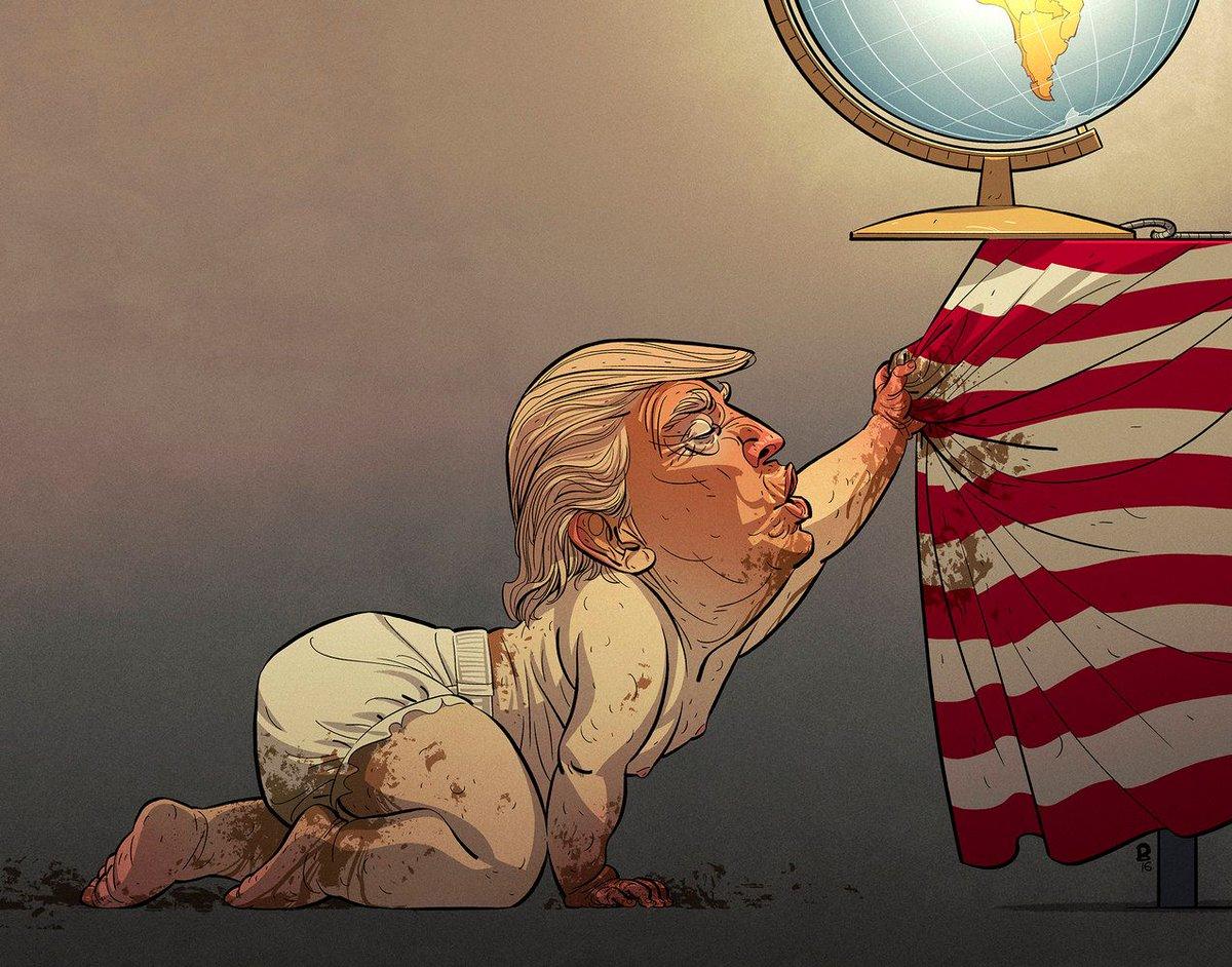 Трамп и политика продвижения демократии: Что утрачено и что сохранилось?