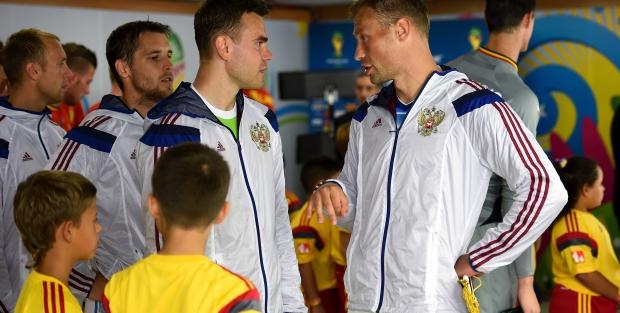 Футболист сборной России попал в символическую команду ЧМ-2014