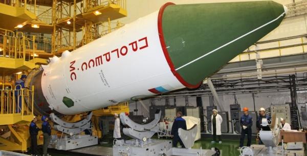 Старт российского беспилотного «СоюзаМС» планируется вавгусте 2019 года