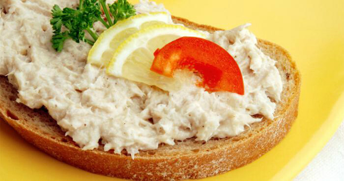 Брежневский рецепт селедочного масла: вкуснейшая закуска!