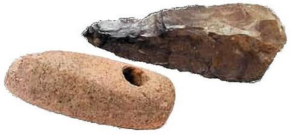 Топоры каменного века