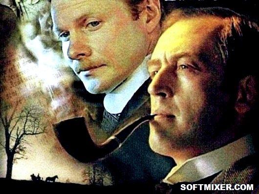 Как снимали лучший фильм про Шерлока Холмса?