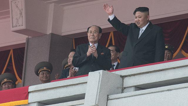 КНДР провела имитацию ракетного удара по США