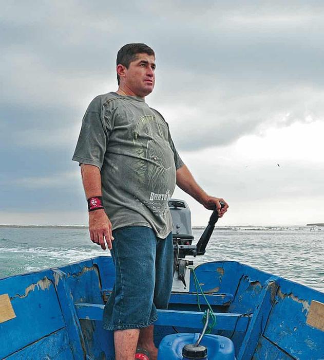438 дней ада: История рыбака…