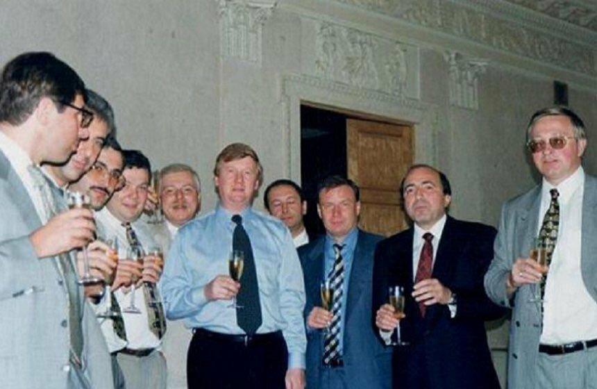 Семибанкирщина. Что стало с бизнесменами из 90-х ?(5 фото)