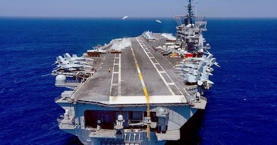 В НИИ ВМФ предрекли конец эпохи авианосцев