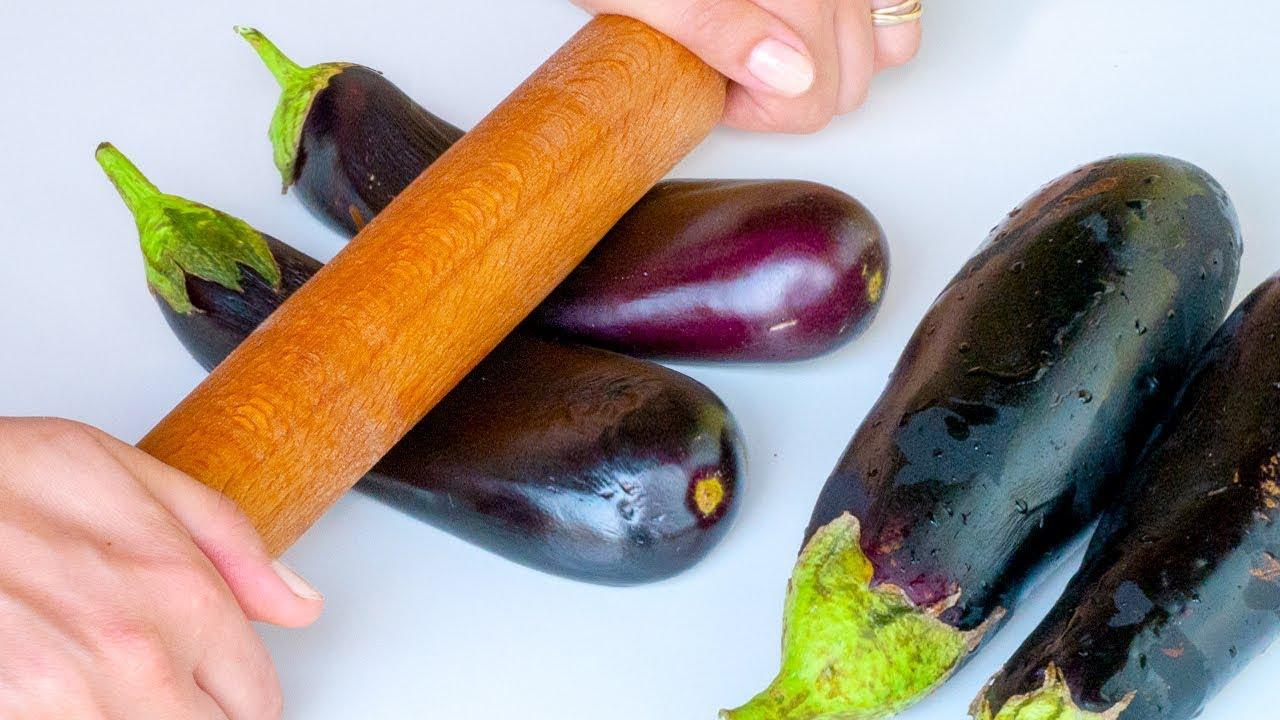 Гениальные баклажаны  готовлю только так:  5 новых рецептов,  которые перевернут ваше сознание!