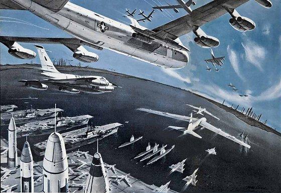 Рассекречен очередной план США по уничтожению СССР: Русских - сжечь