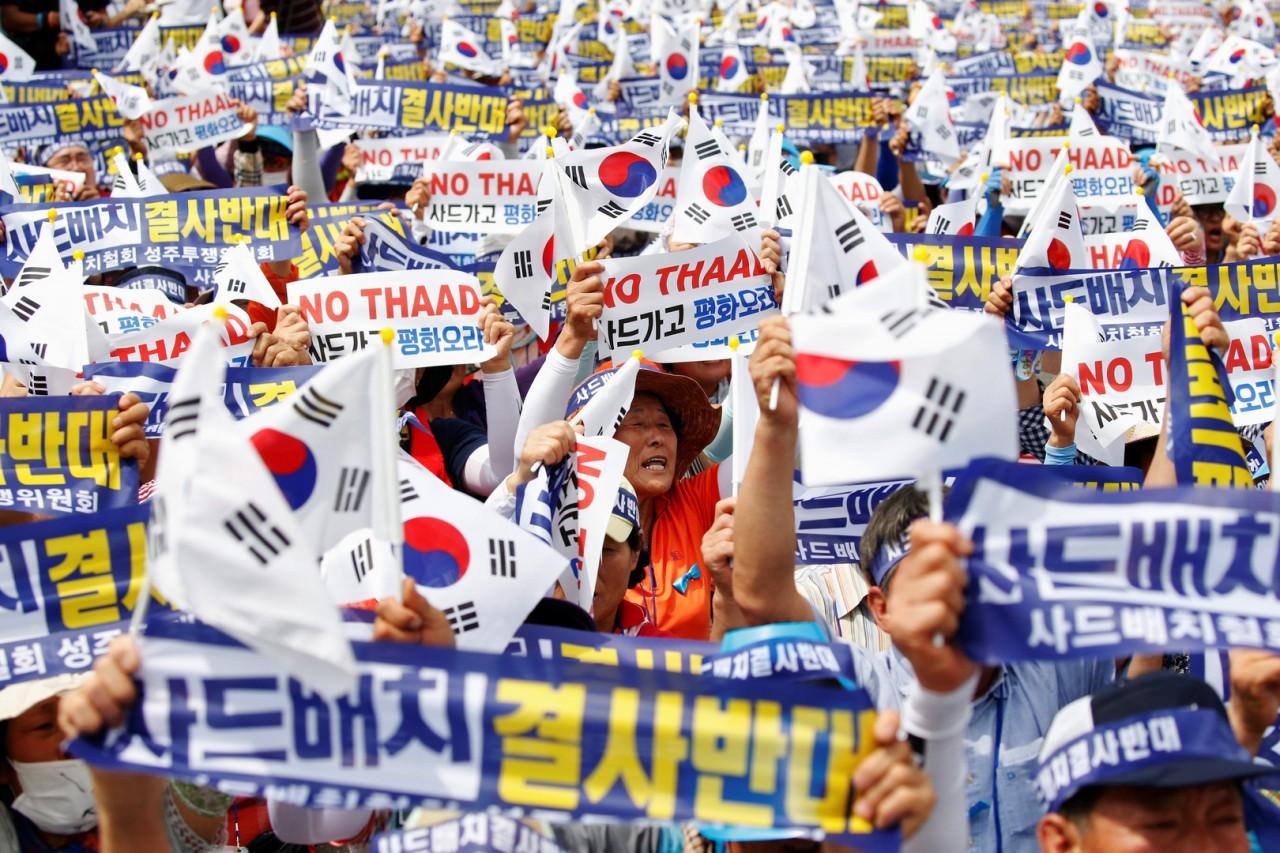 Цена американской дружбы: Трамп предъявил Южной Корее счёт за размещение системы ПРО