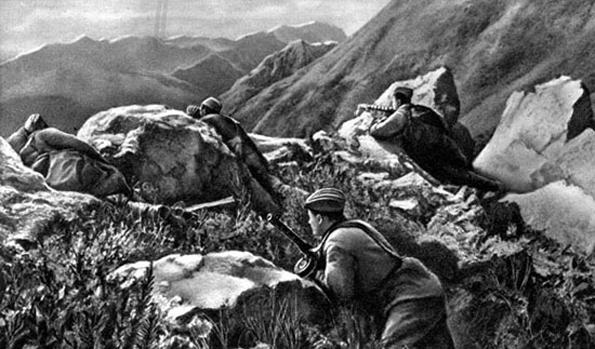 Ты помни, или битва за Кавказ