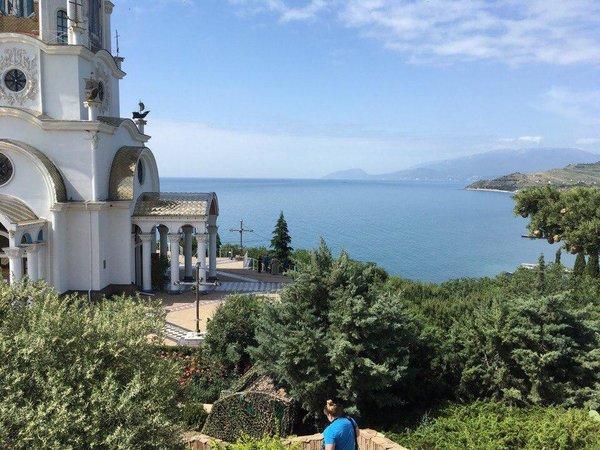 Жительница Крыма рассказала, как её сын съездил в Киев пожить