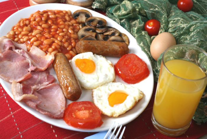 Пищевые традиции англичан.