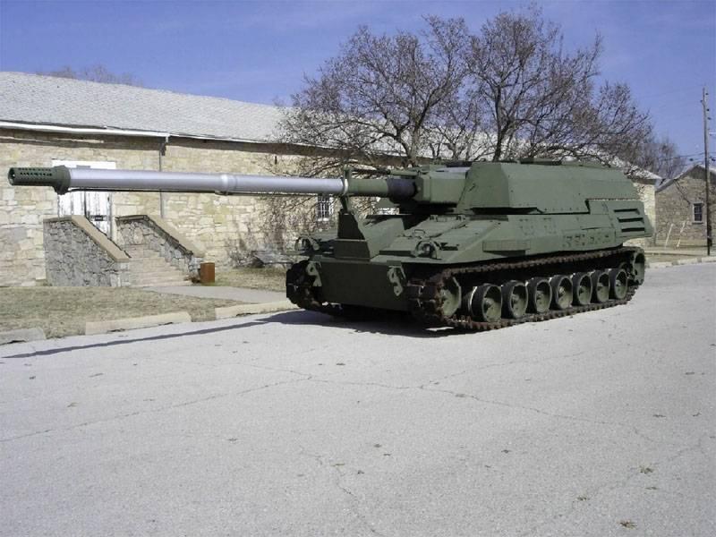 США разморозят проект САУ XM2001 Crusader (Крестоносец). Догнать РФ и КНР