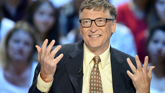 Билл Гейтс призвал спасти Европу от мигрантов. Помочь может только Россия