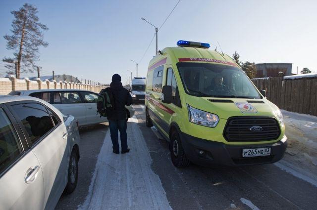 Одна из пострадавших при нападении на школу в Улан-Удэ впала в кому