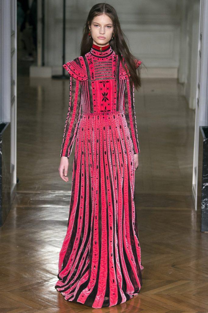 Valentino: коллекция осень-зима 2017/18