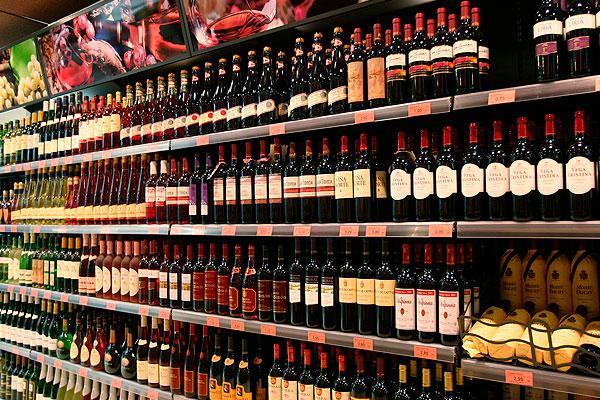 С российских прилавков исчезнет алкоголь?
