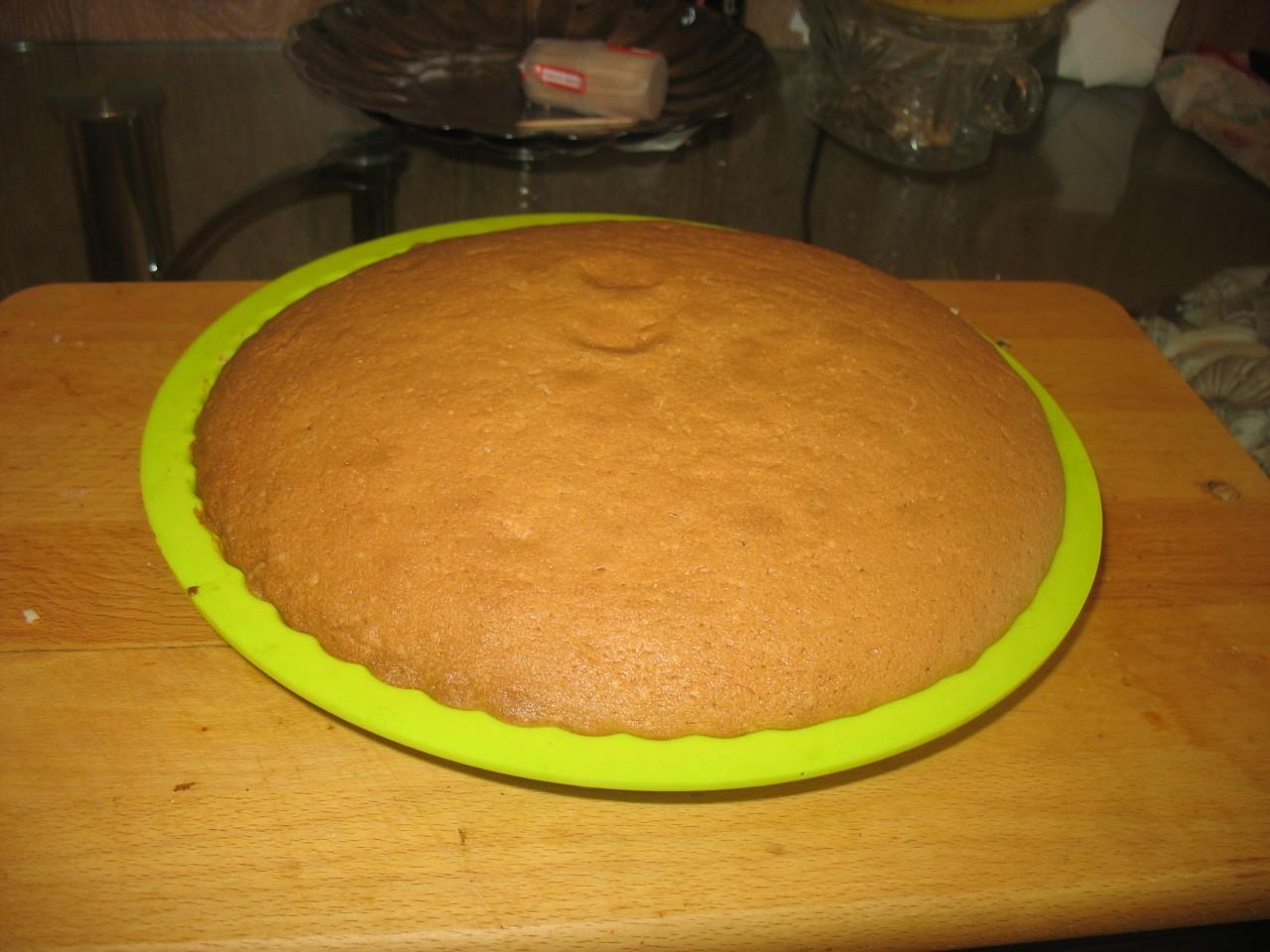 Творожный кекс - быстро и вкусно!