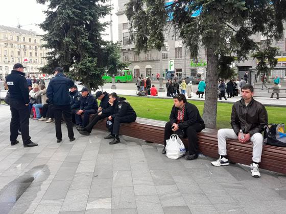 Рагуль-парад в Харькове.