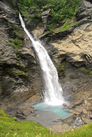 Рейхенбахский водопад - могила доктора Мориарти