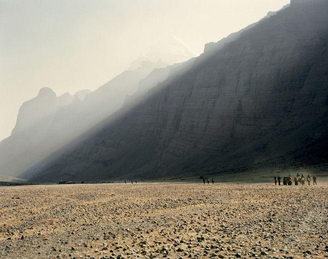 tibetskaya gora Kaylas 5