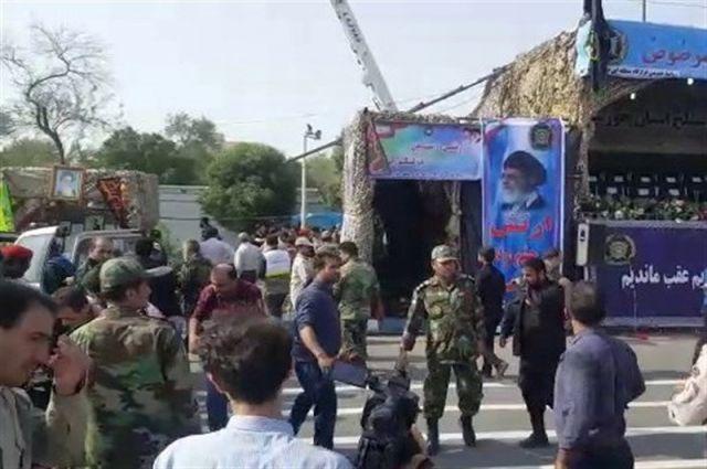 Число жертв теракта в Иране увеличилось до 24 человек