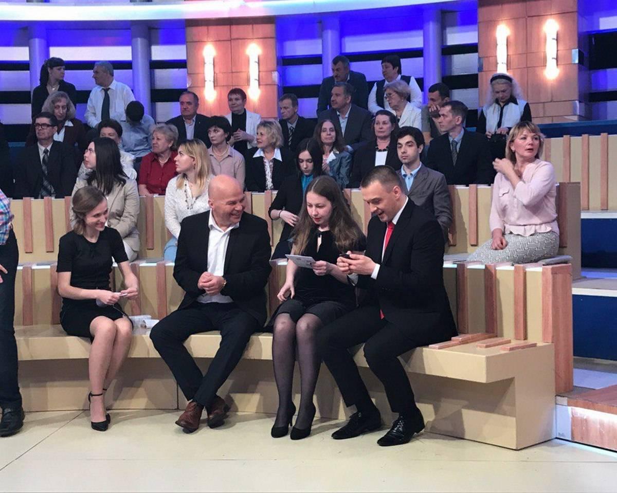 О политической трескотне и дребедени на центральных телеканалах страны
