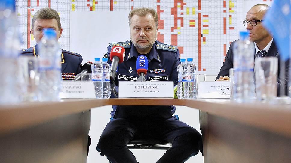 СК возбудил дело в отношении замдиректора ФСИН Коршунова