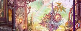 20 нарисованных сказочных миров
