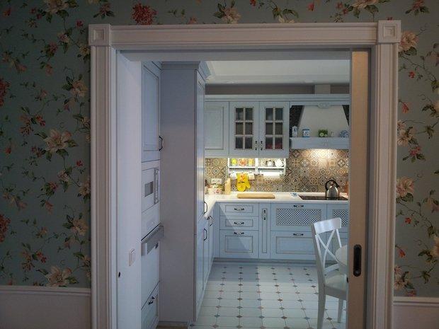 Кухня: где пространство расширяется, а время останавливается