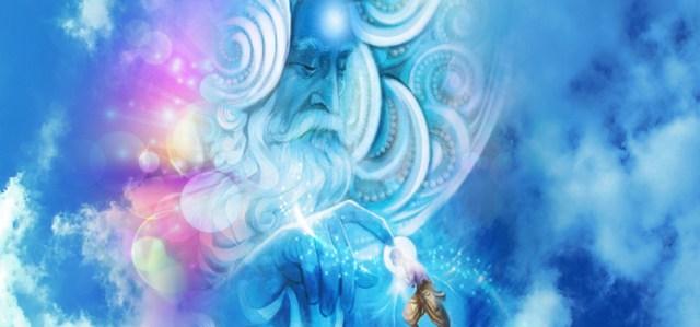 Всемогущий Абсолютный – это Целостность, наблюдающая за Природной Силой.