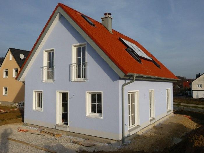 Один день – один дом. Как в Германии строят особняки всего за сутки