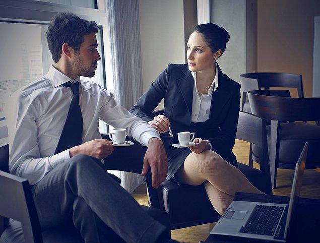 Рабочий супруг или супруга – это коллега, который заботится о вас, пока вы на работе