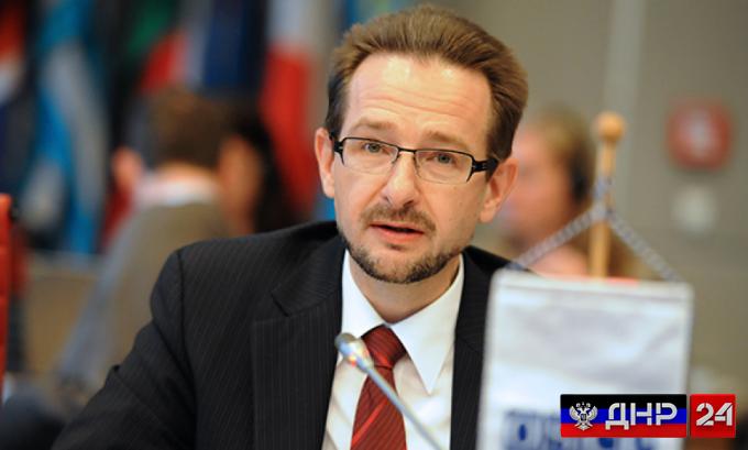 Генсек ОБСЕ предостерег от обострения конфликта между Россией и Украиной