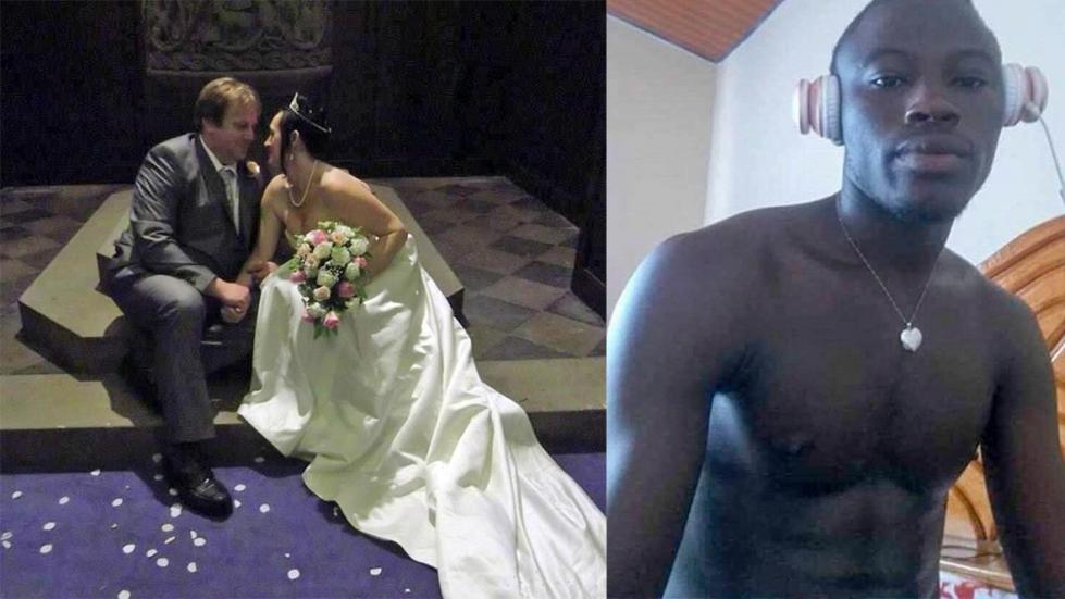 Ради африканского любовника бросила мужа и 9 детей
