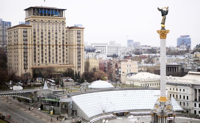 Между Россией и Западом: Как будут дербанить Украину-неньку